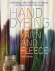 Hand Dyeing Yarn and Fleece - Book