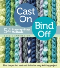 Cast On, Bind Off : 54 Step-by-Step Methods - Book