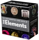 Photographic Card Deck Of The Elements : With Big Beautiful Photographs of All 118 Elements in the Periodic Table - Book