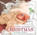 The Night Before Christmas Coloring Book - Book