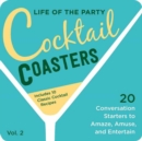 Cocktail Coasters 2 - Book