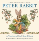 Peter Rabbit Touch & Feel Board Book - Book