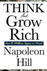 Think and Grow Rich - Book