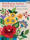 Back-Basting Applique, Step by Step : By Hand or Machine - eBook