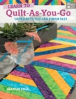 Learn to Quilt-As-You-Go : 14 Projects You Can Finish Fast - eBook