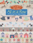Moda All-Stars - All in a Row : 24 Row-by-Row Quilt Designs - eBook