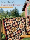 Miss Rosie's Farmhouse Favorites : 12 Captivating Scrappy Quilts - eBook
