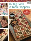 The Big Book of Table Toppers - eBook