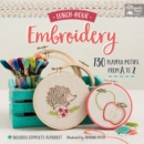Lunch-Hour Embroidery : 130 Playful Motifs from A to Z - eBook