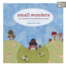 Small Wonders : Tiny Treasures to Fuse, Embroider, and Enjoy - eBook