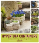 Hypertufa Containers - Book