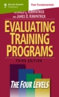 Evaluating Training Programs : The Four Levels - eBook