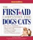 First-Aid Companion for Dogs & Cats - eBook
