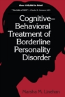 Cognitive-Behavioral Treatment of Borderline Personality Disorder - eBook