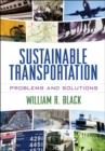 Sustainable Transportation : Problems and Solutions - eBook