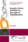 Supply-Chain Survival in the Age of Globalization - eBook