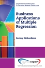 Business Applications of Multiple Regression - eBook