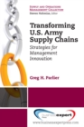 Transforming US Army Supply Chains : Strategies for Management Innovation - eBook