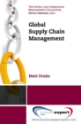 Global Supply Chain Management - eBook