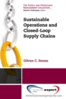 Sustainable Operationsand Closed-LoopSupply Chains - eBook