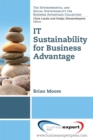 IT Sustainability for Business Advantage - eBook