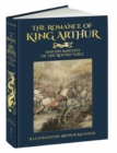 Romance of King Arthur and His Knights of the Round Table - Book