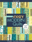 Bright & Bold Cozy Modern Quilts : 20 Projects - Easy Piecing - Stash Busting - eBook