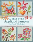 The Best-Ever Applique Sampler from Piece O'Cake Designs - eBook