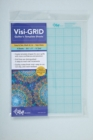 "Visigrid Quilters Template Sheets : Easy to See, Mark & Cut * Non-Glare * 4 Sheets * 8 1/2"" x 11"" * 1/8"" Grid - Book"