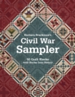 Barbara Brackman's Civil War Sampler : 50 Quilt Blocks with Stories from History - eBook