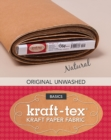 kraft-tex (TM) Basics Bolt, Natural : Kraft Paper Fabric - Book
