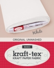 kraft-tex (TM) Basics Bolt, White : Kraft Paper Fabric - Book