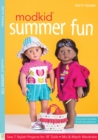 "MODKID(R) Summer Fun : Sew 7 Stylish Projects for 18"" Dolls  *  Mix & Match Wardrobe - eBook"