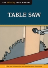 Table Saw (Missing Shop Manual) : The Tool Information You Need at Your Fingertips - eBook