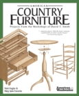 American Country Furniture : Projects From the Workshops of David T. Smith (American Woodworker) - eBook