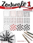 Zentangle Basics : A Creative Art form Where All You Need Is Paper Pencil & Pen - eBook