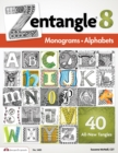 Zentangle 8 : Monograms and Alphabets - eBook