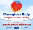 Caregiver Survival Training : A Three DVD Set - Book