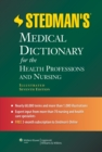 Stedman's Medical Dictionary for the Health Professions and Nursing - Book