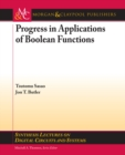 Progress in Applications of Boolean Functions - eBook