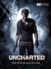 Uncharted : The Poster Collection - Book
