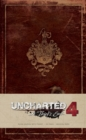 Uncharted Hardcover Ruled Journal - Book
