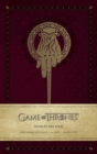 Game of Thrones: Hand of the King Hardcover Ruled Journal - Book