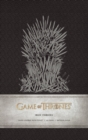 Game of Thrones: Iron Throne Hardcover Ruled Journal - Book