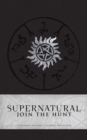 Supernatural Hardcover Ruled Journal - Book