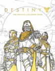 Destiny: The Official Coloring Book - Book