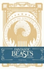 Fantastic Beasts and Where to Find them: MACUSA Hardcover Ruled Journal - Book