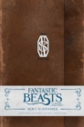 Fantastic Beasts and Where to Find Them: Newt Scamander Hardcover Ruled Journal - Book