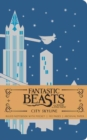 Fantastic Beasts and Where to Find Them: City Skyline Hardcover Ruled Notebook - Book