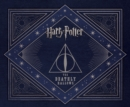 Harry Potter Deathly Hallows Hardcover Ruled Journal - Book